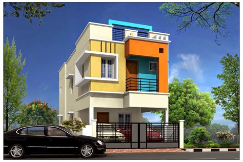 Best 2 Bhk House Plan Almond Tree Individual House Home Villa For Sale In