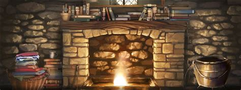 Harry Potter Fireplace by Image Burrow Fireplace Jpg Harry Potter Wiki Fandom Powered By Wikia