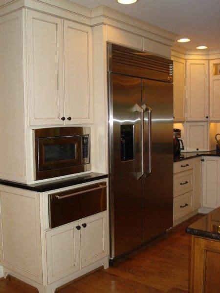 kitchen cabinet microwave built in 7 best kitchen built in microwave images on pinterest