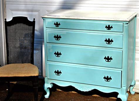 Coastal Dressers by The Painted Home Coastal Vintage Dresser