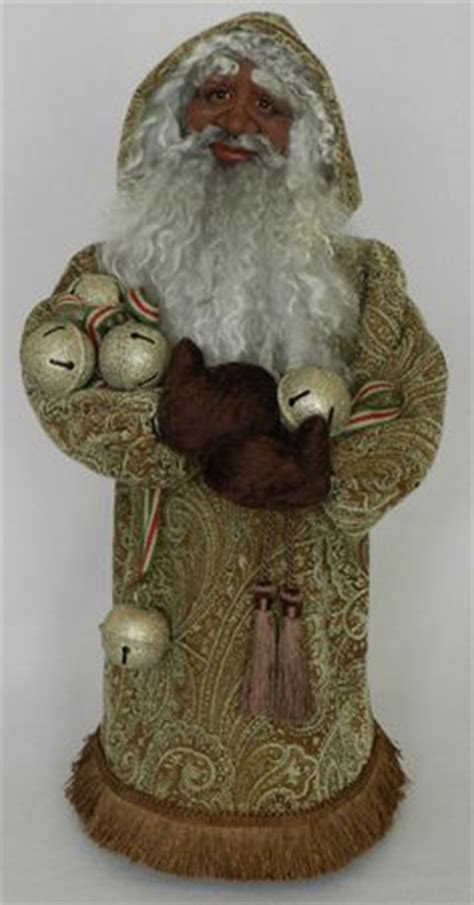 1000 images about african american santa on pinterest