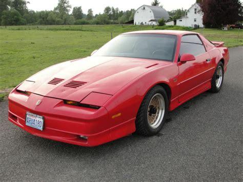 Pontiac Gta Trans Am by 1988 Pontiac Trans Am Gta