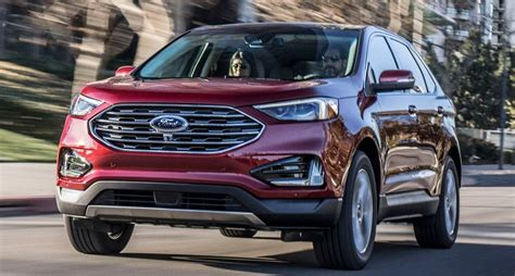 2020 Ford Edge Sport by 2020 Ford Edge Sport Redesign Release Date Price