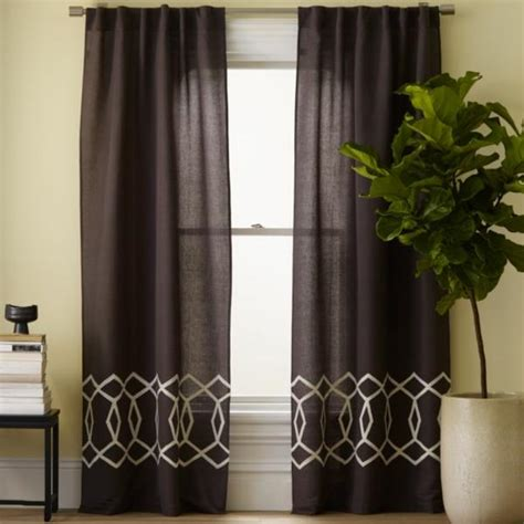 modern curtains and drapes drapery ideas for the modern home