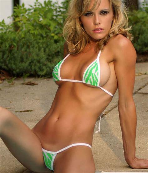 extreme tanga extreme bikini model series bikinis amazing beauty ii