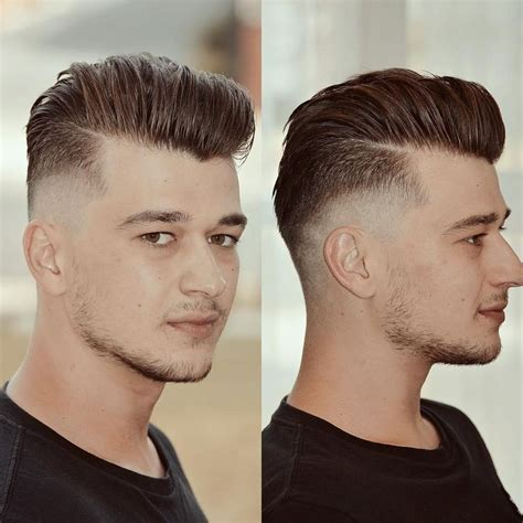 hair burst for men 17 best ideas about haircuts for receding hairline on
