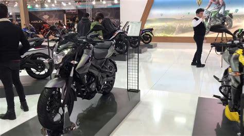 bajaj pulsar ns  model  oen inceleme motobike