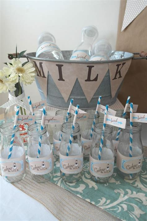 Cookie Baby Shower Decorations by Themed Ideas And Invitations