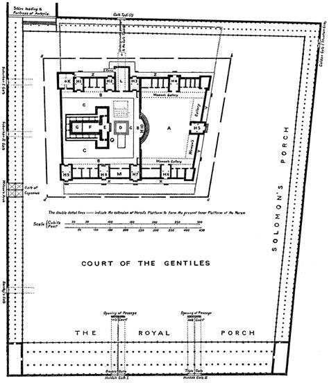 The Psalms Of Herod herods temple diagram image gallery herod s temple plan