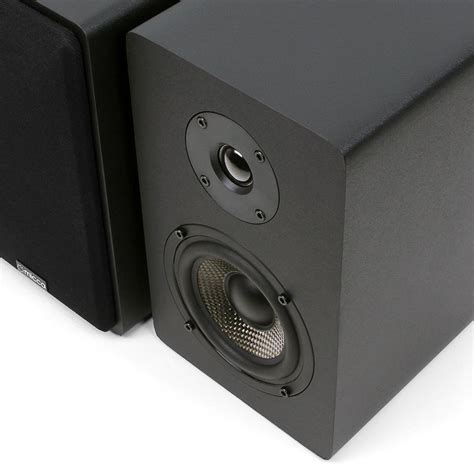 slim bookshelf speakers dali zensor 1 bookshelf speakers