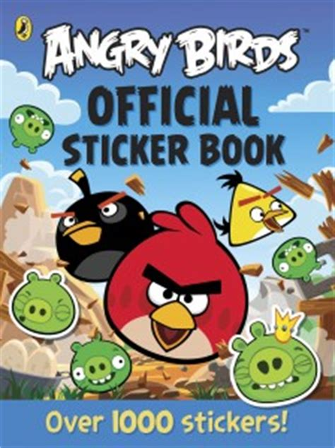 the days when birds come back books don t get mad get the angry birds official sticker book