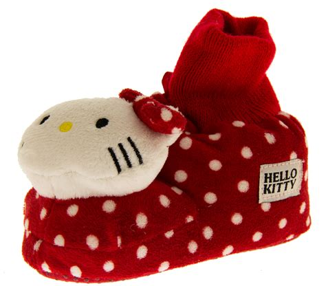 hello slippers infant hello bootee slippers spotty boots