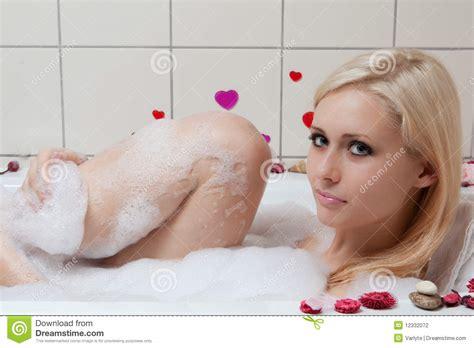 bathing stock photo image of sitting
