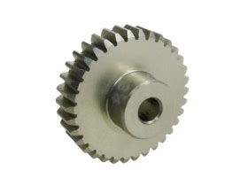 3racing 48 Pitch Pinion Gear 36t 7075 W Coating 3rac Pg4836 3racing 48 pitch pinion gear 34t 7075 w coating