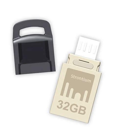 Pen Drive Otg 32gb strontium 32gb otg nitro usb 3 0 pen drive buy strontium 32gb otg nitro usb 3 0 pen drive at