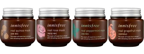 Harga Innisfree Cosmetics innisfree real quinoa mask 100ml wash mask daftar