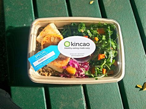 Detox In A Box Food Delivery by Kincao Healthy Lunch Delivery Service In Cbell And Los