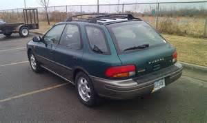 1999 Subaru Outback Impreza Fs 1999 Subaru Impreza Outback Sport