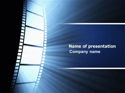 retro film strips cinema equipment backgrounds presnetation ppt film powerpoint templates and backgrounds for your