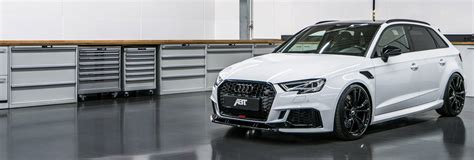 Audi Rs3 Abt by Abt Releases Their Audi Rs3 With 500 Horsepower My Car