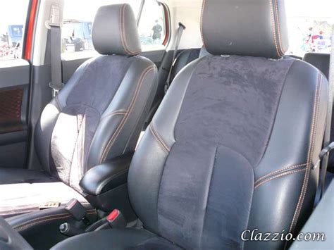 Car Leather Types by Suede Car Seat Covers Velcromag