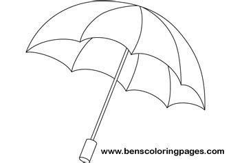 large umbrella coloring page big umbrella coloring page coloring pages