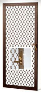sliding security screen doors steel security screen doors