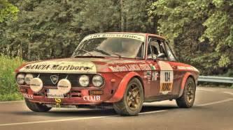 Lancia Vintage Cars Lancia Rallye Classic Cars Motorsports Racing Wallpaper