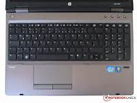 Review HP ProBook 6560b Notebook  NotebookChecknet Reviews