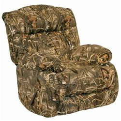 Realtree Camouflage Recliner by Laredo Chaise Rocker Recliner Realtree Camo Recliners