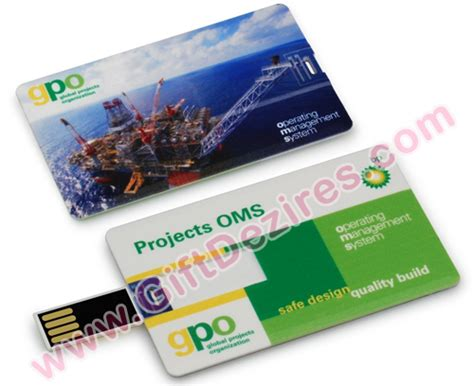 dive card promotional pen drives gd 100539 corporate gifts ideas