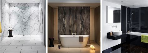 wall panels for bathrooms uk bathroom wall panelling by showerwall and bushboard