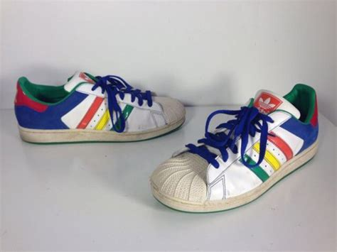 shoes adidas adidas superstar 2 multicolors sneakers skateboard adidas shoes