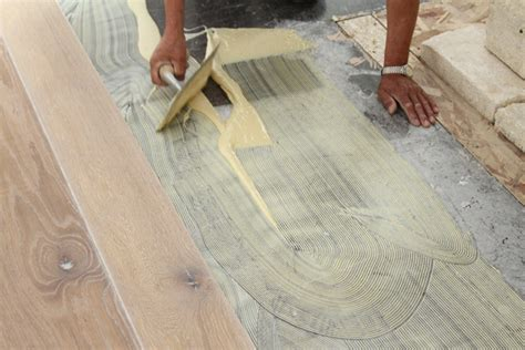 Glue Wood Flooring by Engineered Hardwood Floors Glue For Engineered Hardwood