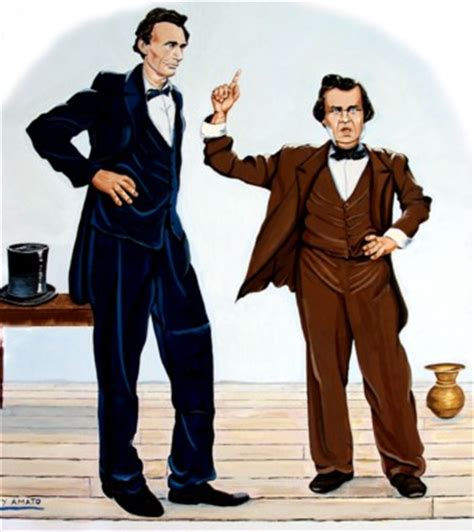 who won the lincoln douglas debates theater lincoln and douglas debate in the rivalry kpbs