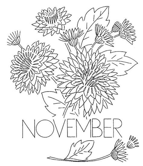 november coloring pages free november coloring page coloring book
