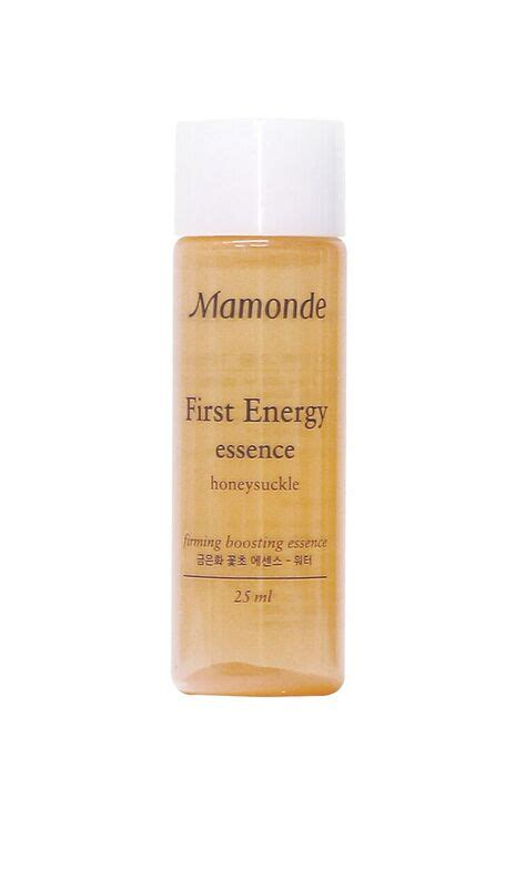 Mamonde Energy Essence 25ml park shin hye to visit mamonde tangs vivocity nookmag