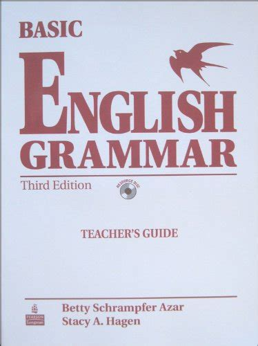 Basic Grammarthird Edition basic grammar 3rd edition student book b with cd by betty schrfer azar and a