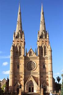St Cathedral Sydney City And Suburbs St S Cathedral
