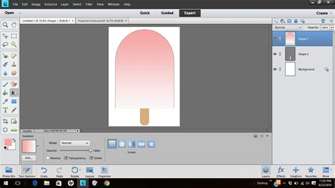 create pattern in photoshop elements how to create gradients with photoshop elements here