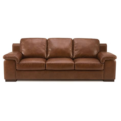 palliser leather loveseat palliser 77311 01 vasari sofa discount furniture at