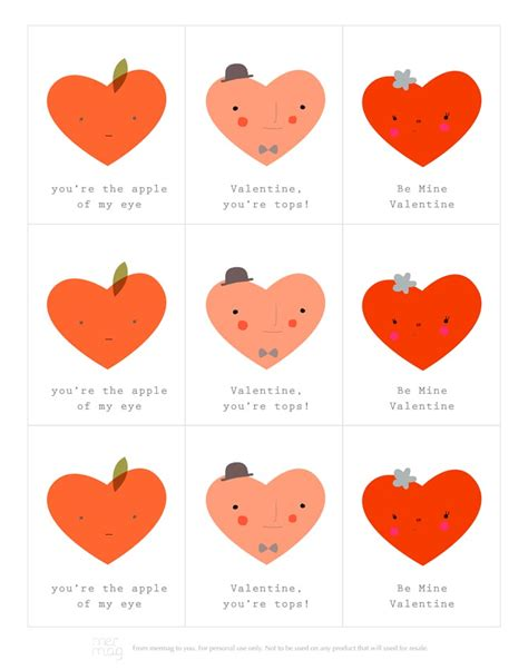 printable hearts for valentines day diy s day cards on printable