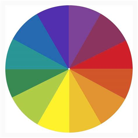 complementary color wheel wheel that stock vector complementary colors on the color wheel creative
