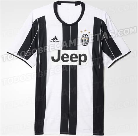Juventus Home 2017 juventus adidas home kit 2016 2017 leaked todo sobre