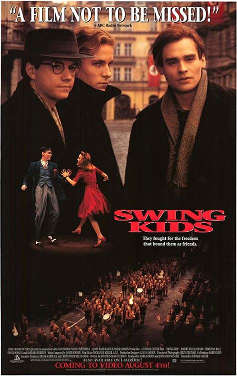 swing documentary swing kids movie posters at movie poster warehouse