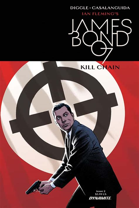 james bond kill chain james bond kill chain 2 preview first comics news