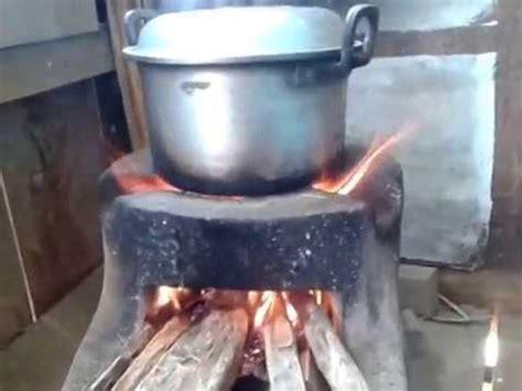 Sekam Kayu Bakar memasak tempo dulu masak pake kayu bakar