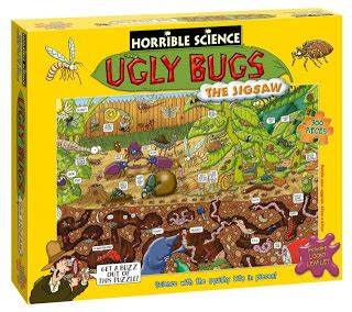Bugs And Nature Horrible Science playducation educational toys from kidestore co uk horrible science jigsaw puzzles
