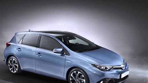 Toyota Auris 2016 2016 Toyota Auris Pictures Information And Specs Auto