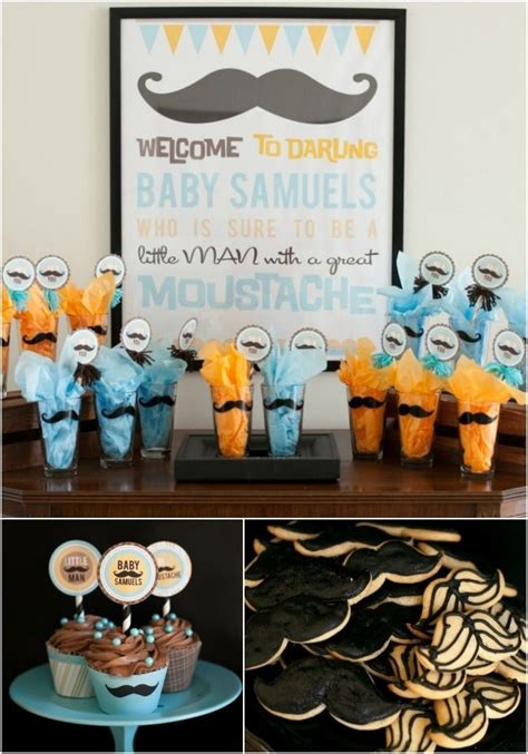 baby boy theme 113 best images about boy s little mister mustache party